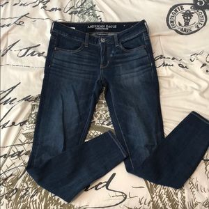 American Eagle Super Super Stretch X Jeans
